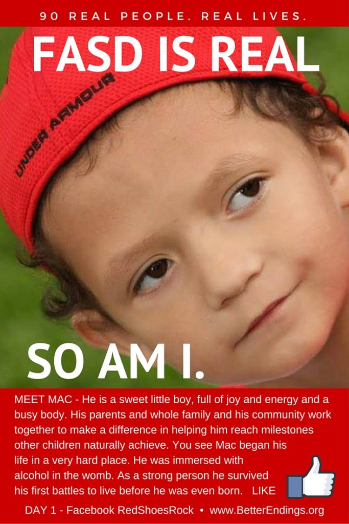 Mac helps us understand children living with fetal alcohol